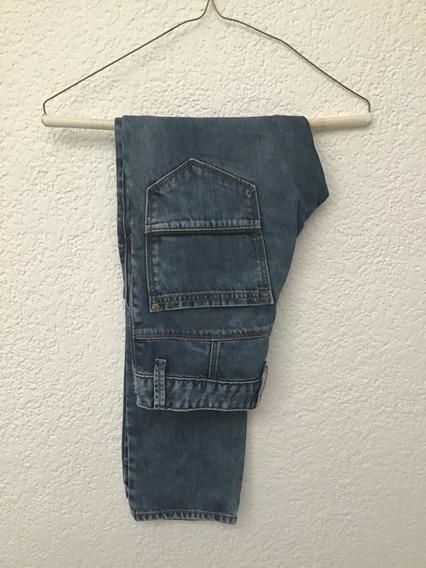 Jeans Benetton Para Niño De 10 A 11 Años