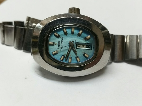 Relógio Technos Swiss Automático Eta