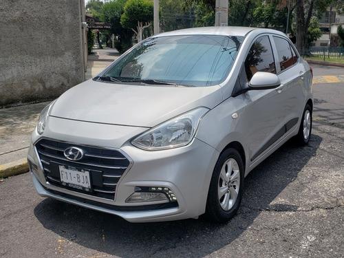 Imagen 1 de 10 de Hyundai Grand I10 2018 1.3 Gls At
