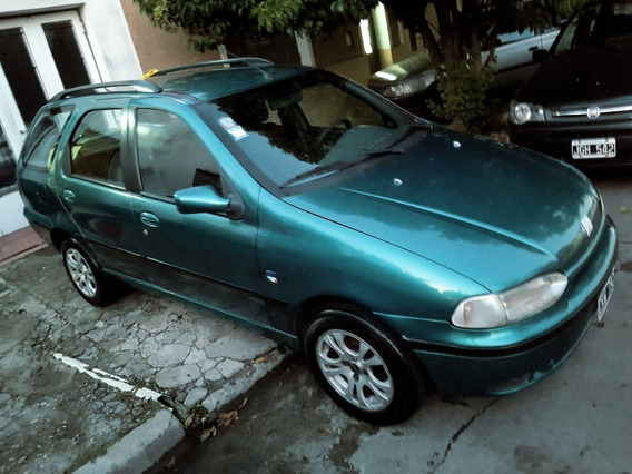 Fiat Palio Weekend 1.6 16v Stil. Full