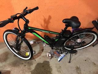 Bicicleta Eléctrica Steel