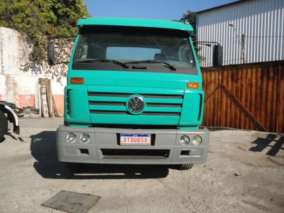 Vw 17.180 2007 Truck Chassi Doc Mec Operacional