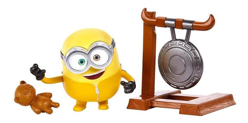 Figura Minions Travessos Bob - Mattel