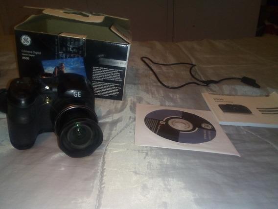 Camara De Fotos General Electric X500 Envió Gratis