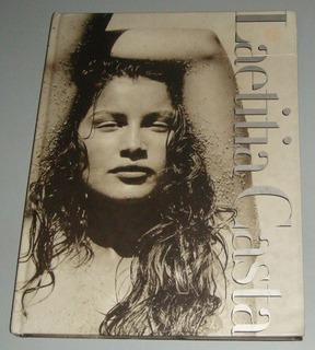 Livro + Poster - Modelo Laetitia Casta ( Inglês )