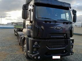Ford Cargo 2842 Ano E Modelo 2013