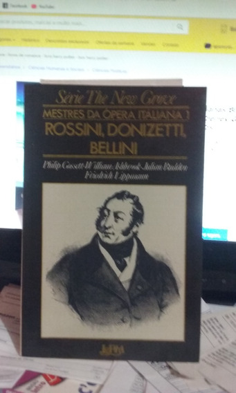 Mestres Da Ópera Italiana 1 - Rossini, Donizetti, Bellini Ph