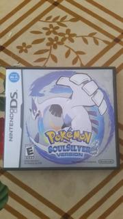 Pokémon Soulsilver Version Ds