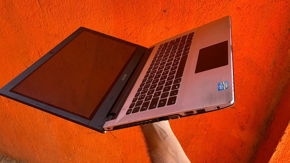 Notebook Cce Ht345 Core I3 1.8ghz 8gb Ssd 120gb 3 Baterias