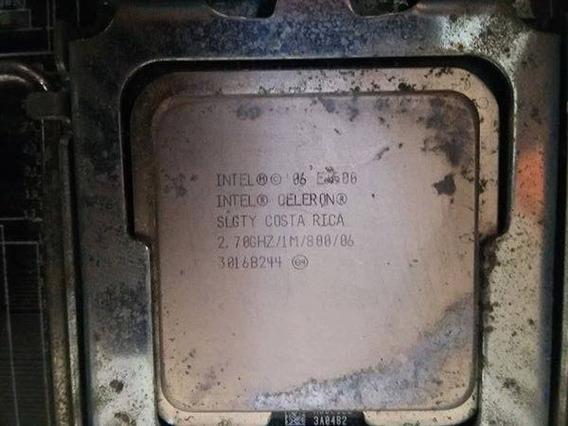 Processador (intel Celeron, 2,70ghz/1m/800/06 )