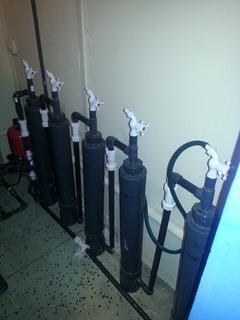 Filtro Agua Potable Desbarrador