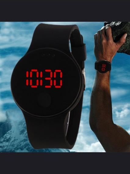 Relógio Masculino Preto Digital Prova Dágua Original