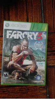 Far Cry 3 Para Xbox 360 Juego Seminuevo