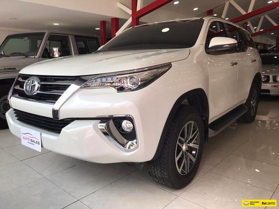 Toyota Fortuner Srx 4x4 2019