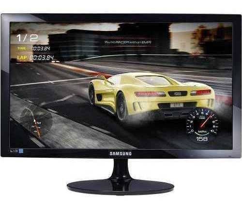 Monitor Gamer Full Hd Samsung 24 -1ms,75hz Brinde Cabo Hdmi