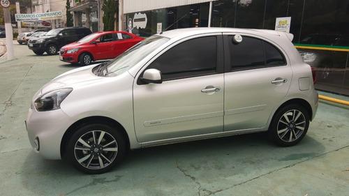 Nissan March 1.6 Sl Cvt 2018