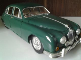 Jaguar Mark Ii - Maisto