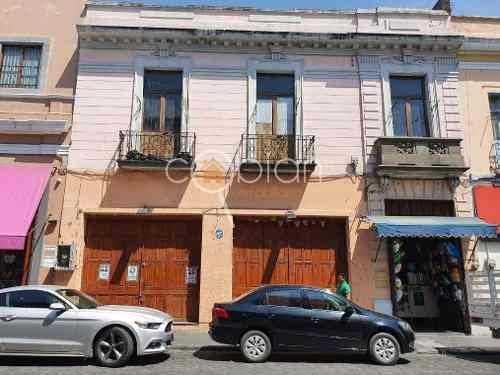Local En Renta Dos Niveles En El Centro De Puebla