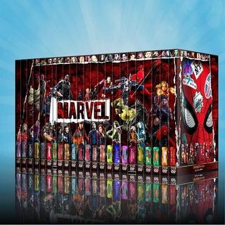 Marvel Única Coleccion Películas Dvd