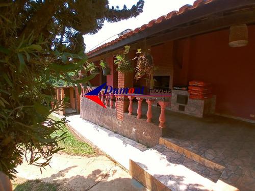 Imagem 1 de 14 de Linda Chácara Com 1400m² Em Ibiúna Sp. Cód 417.