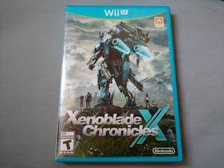 Xenoblade Chronicles X Original Para Nintendo Wii U