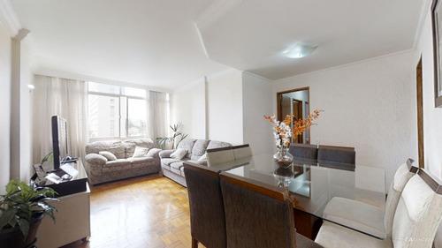 Apartamento À Venda, 3 Quartos, 1 Vaga, Perdizes - São Paulo/sp - 1704