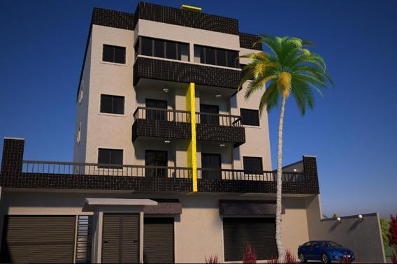 Apartamento Em Cruzeiro, São José Dos Pinhais/pr De 57m² 3 Quartos À Venda Por R$ 250.000,00 - Ap427021