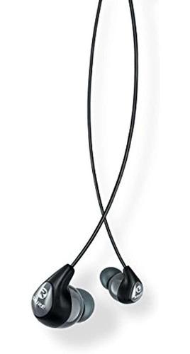 Auriculares Aislantes De Sonido Shure Se112gr Con Microdispo