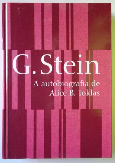 Gertrude Stein Livro Autobio De Alice B. Toklas Cosac Naify