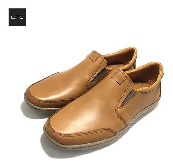 Zapatos De Vestir De Hombre Con Elastico Cuero Vacuno 23/253
