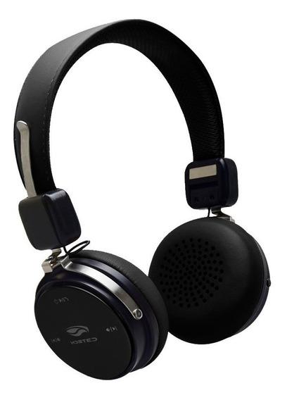 Headphone Bluetooth Preto Bateria Longa Duração Melhor Preço