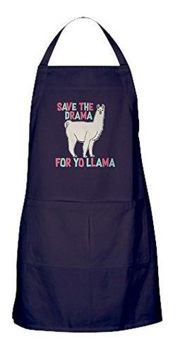 Delantal de cocina para hornear Cocina De Alpaca accesorio para hornear un Tamaño