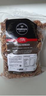 Granola Homemade Vegana 1 Kg 100% Natural