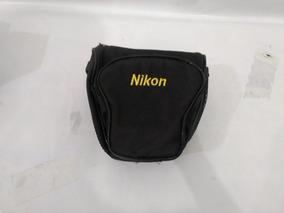 Capa Para Camera Profissional Nikon