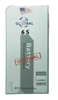 Bateria Global Compatível iPhone 6s 4.7 1715mah Nova Lacrada