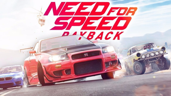 Need For Speed: Payback Pc Origin Cd Key