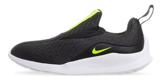 Tenis Nike Viale - Ah5556008 - Gris Obscuro - Bebes