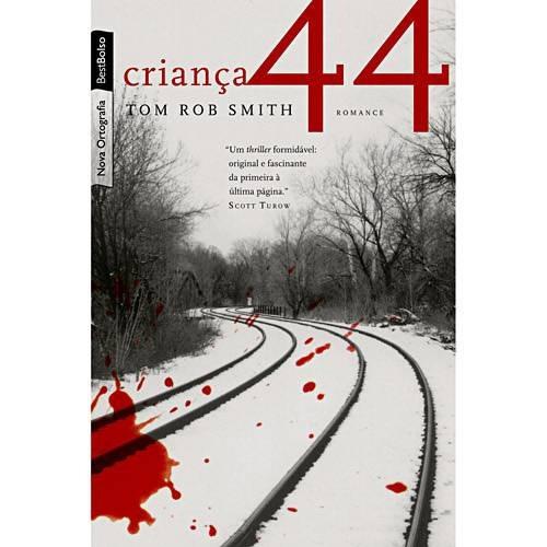 Criança 44 Child 44 Nova Ortografia -tom Rob Smith Lacrado