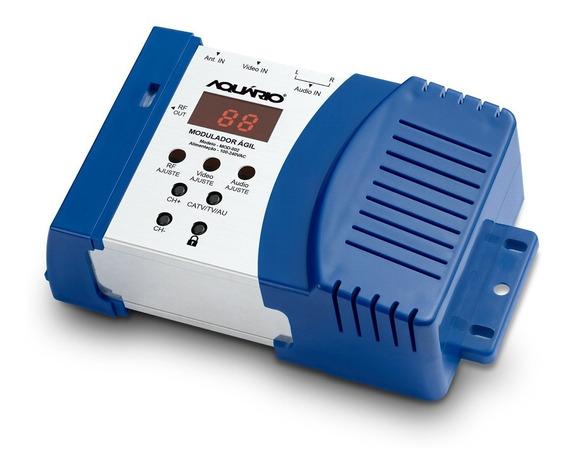 Modulador Rf De Áudio E Vídeo Para Tv/catv