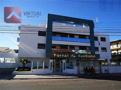 Apartamento A Venda No Bairro Ingleses Do Rio Vermelho Em - Ap727-5021
