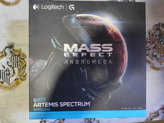 Logitech G933 - Mass Effect Edition [extremamente Raro]