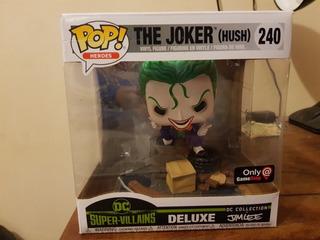 Funko Pop Joker Jim Lee Deluxe