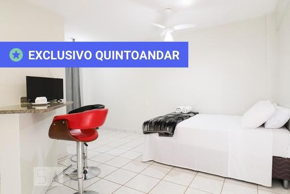 Studio No 2º Andar Com 1 Dormitório E 1 Garagem - Id: 892953324 - 253324