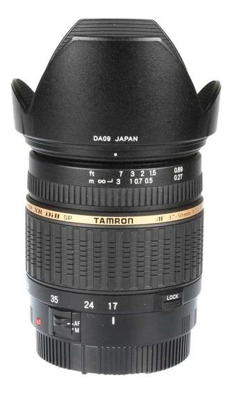 Objetiva Tamron Af 17-50mm F2.8 Di Ii Sp Para Canon
