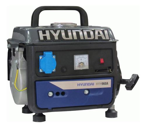 Generador Deluxe Hyundai Hyh 960 - 800w