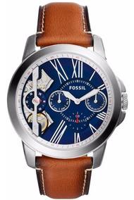 Relógio Masculino Fossil Grant Me1161 Automatic Quartz - Nfe