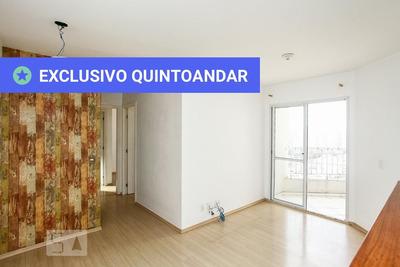 Apartamento No 17º Andar Com 2 Dormitórios E 1 Garagem - Id: 892918641 - 218641