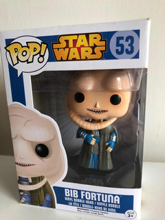 Funko Pop! Star Wars Bib Fortuna #53 Return Of The Jedi