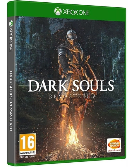Dark Souls Remastered Midia Fisica - Xbox One