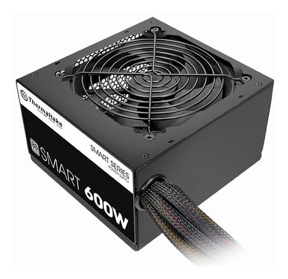 Fuente Pc Thermaltake Smart White 600 Watts 80p White Tienda